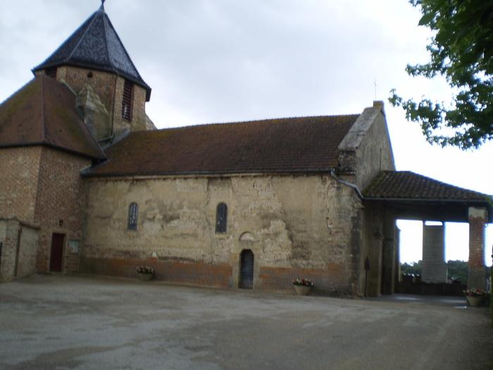 Journées du patrimoine 2020 - Visite libre de l'église du 12ème siècle