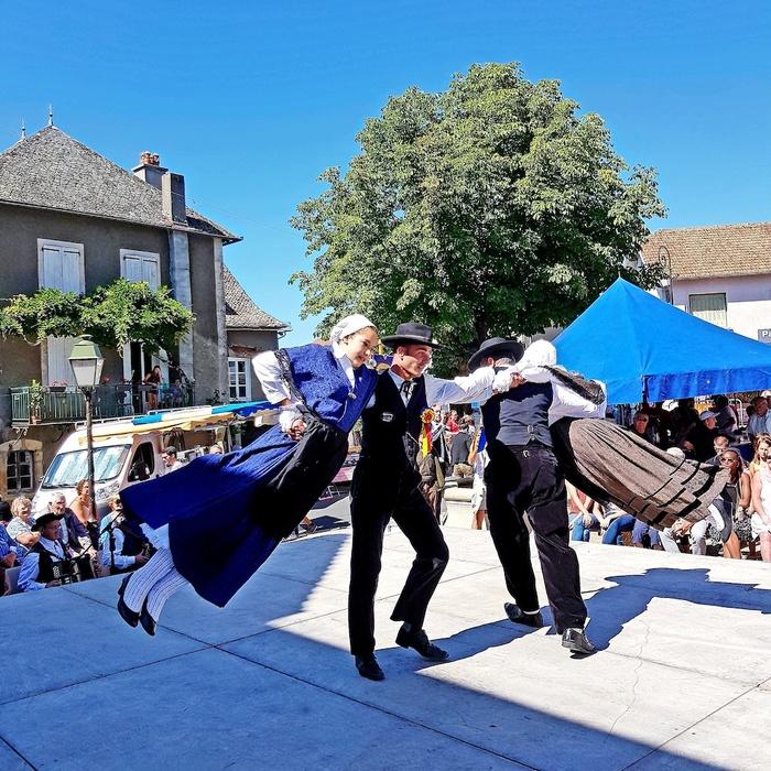 Journées du patrimoine 2019 - Festival de folklore