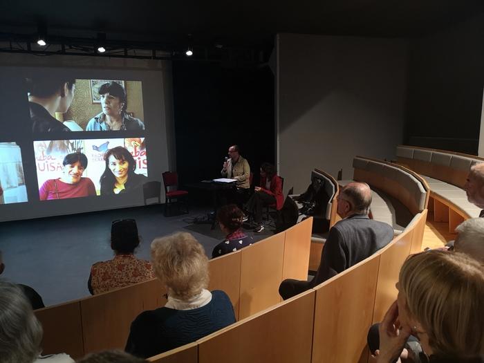Journées du patrimoine 2019 - Projection « Un autre regard sur le théâtre »