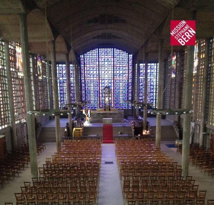 Journées du patrimoine 2019 - Visite libre de l'église Notre-Dame du Raincy - la Sainte Chapelle du béton armé