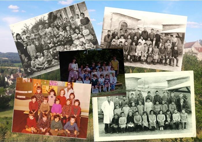 Journées du patrimoine 2020 - Les écoliers hier et aujourd'hui