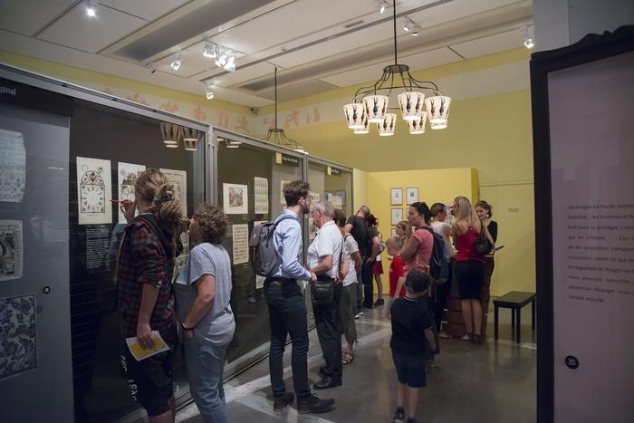 Journées du patrimoine 2019 - Cluedo Géant