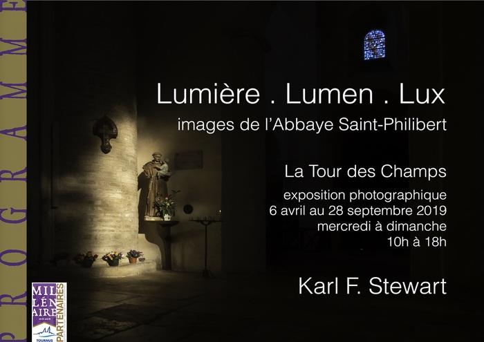 Journées du patrimoine 2019 - Lumière. Lumen. Lux