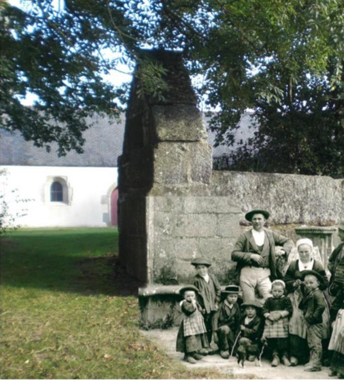 Journées du patrimoine 2020 - Visites guidées  de la Chapelle de Guicquelleau