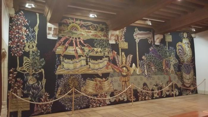 Journées du patrimoine 2019 - Visite guidée : La tapisserie