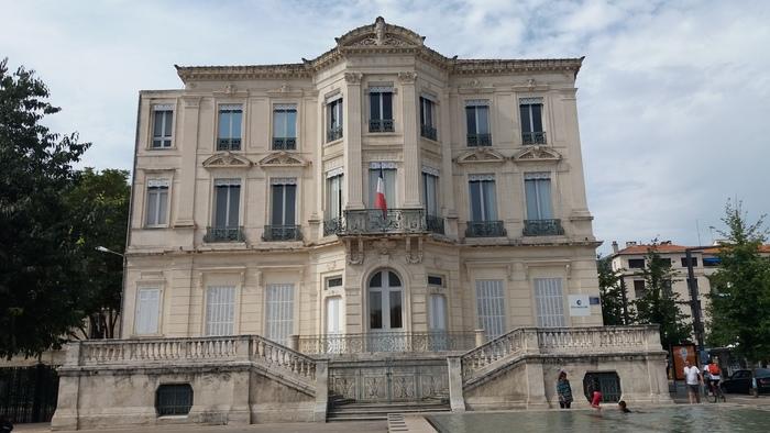 Journées du patrimoine 2019 - visites commentées de la Chambre de Commerce et d'Industrie du Vaucluse