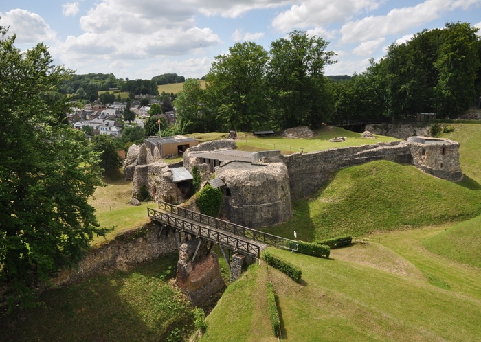 Journées du patrimoine 2020 - Visite guidée du château de Blainville