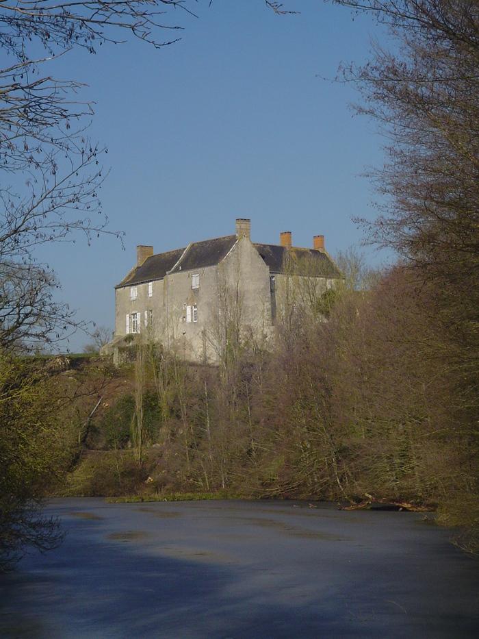 Journées du patrimoine 2019 - Château de la Tuderrière - APREMONT (Vendée)
