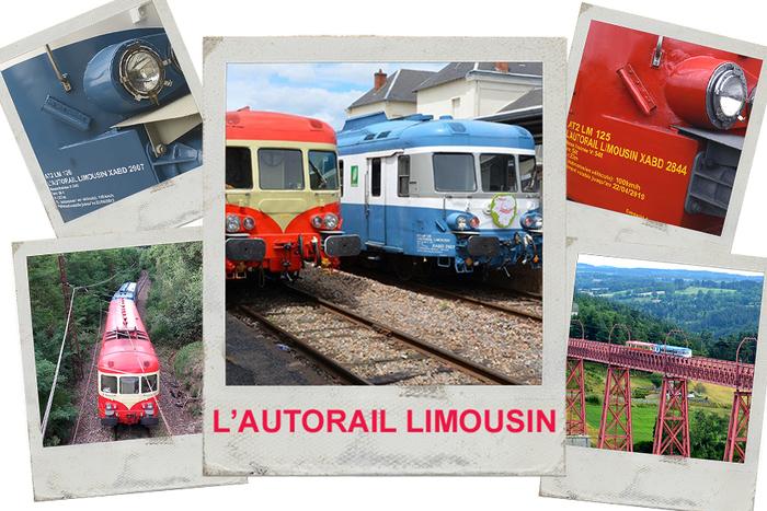 Journées du patrimoine 2020 - Ballade en X2800 autour de Limoges avec l'Autorail Limousin