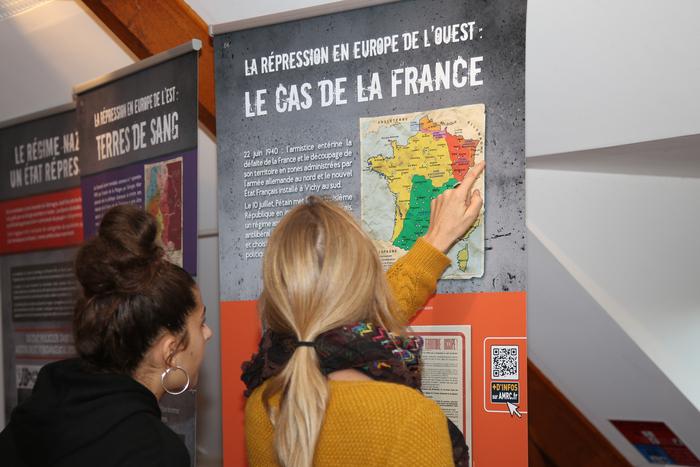 Journées du patrimoine 2019 - Visite libre de l'exposition temporaire