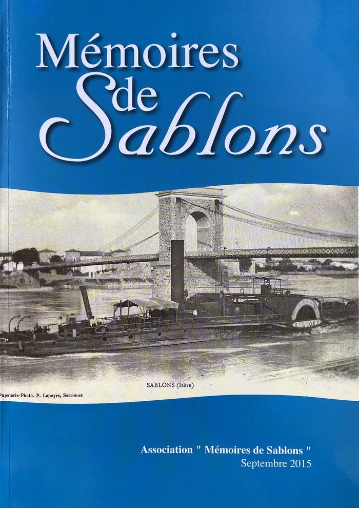 Journées du patrimoine 2020 - Exposition de l'association Mémoires de Sablons