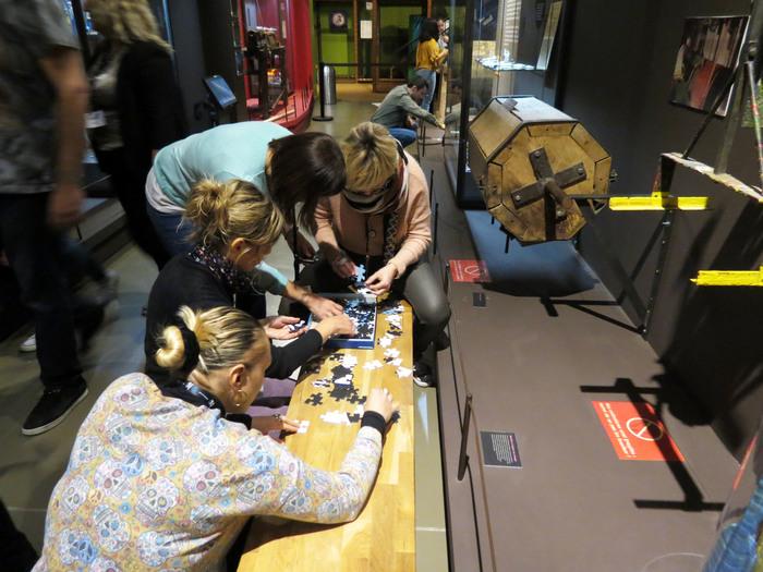 Journées du patrimoine 2019 - Escape-game au musée du Jouet