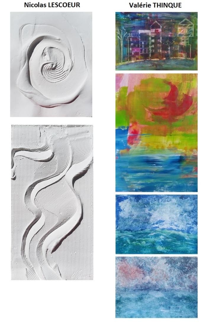 Journées du patrimoine 2019 - Exposition Art : peinture et sculpture