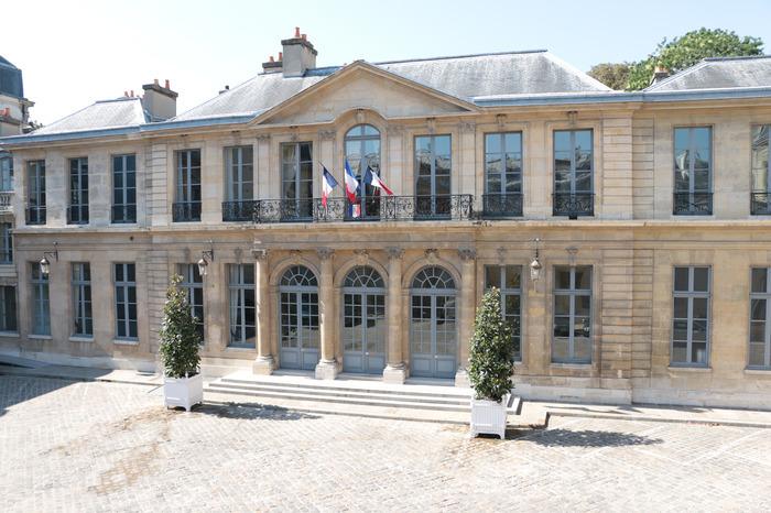 Journées du patrimoine 2020 - Visite de l'hôtel de Rothelin-Charolais