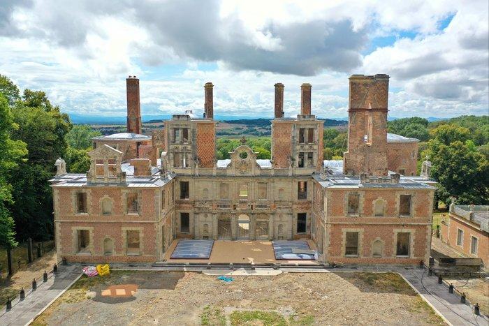Journées du patrimoine 2020 - Visites guidées du Domaine royal de Randan