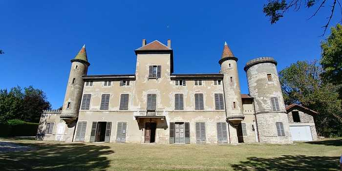 Journées du patrimoine 2020 - Visite commentée du Château Chiloup