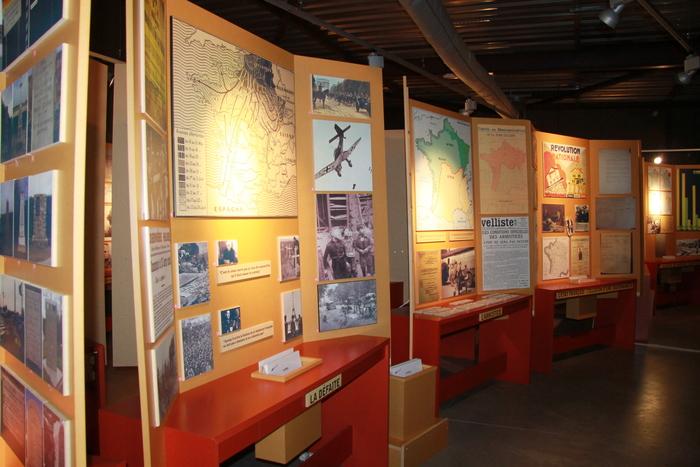 Journées du patrimoine 2020 - Visite du Centre d'interprétation de la Ligne de démarcation