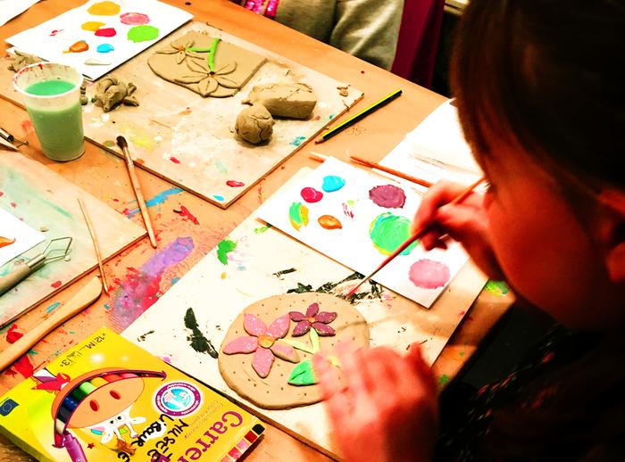 Journées du patrimoine 2019 - Atelier création de jeux anciens pour les enfants