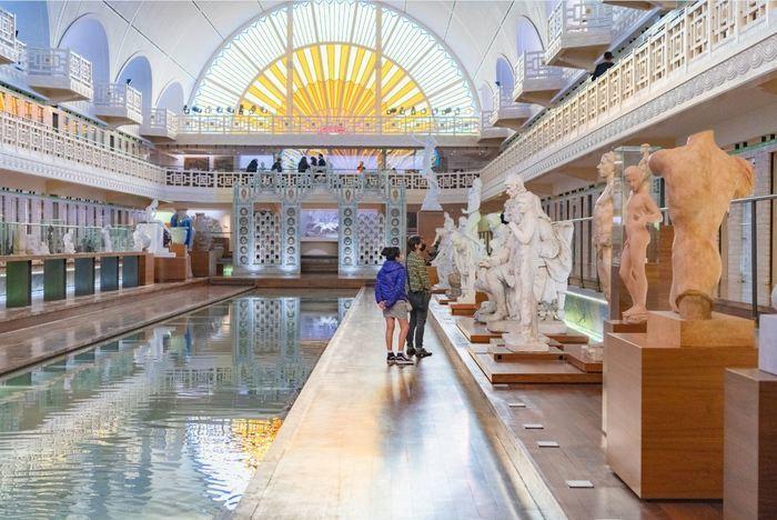 """Visites guidées """"La sculpture des 19e et 20e siècles"""" à La Piscine, Musée d'Art et d'Industrie André Diligent"""