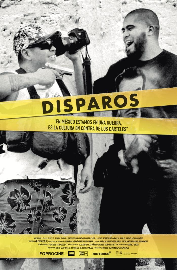Disparos (Coup de feu) - Festival Viva Mexico, Rencontres Cinématographiques - Cinéma Le Familia