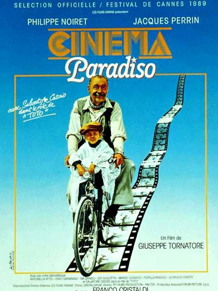 Journées du patrimoine 2019 - Cinéma Paradiso