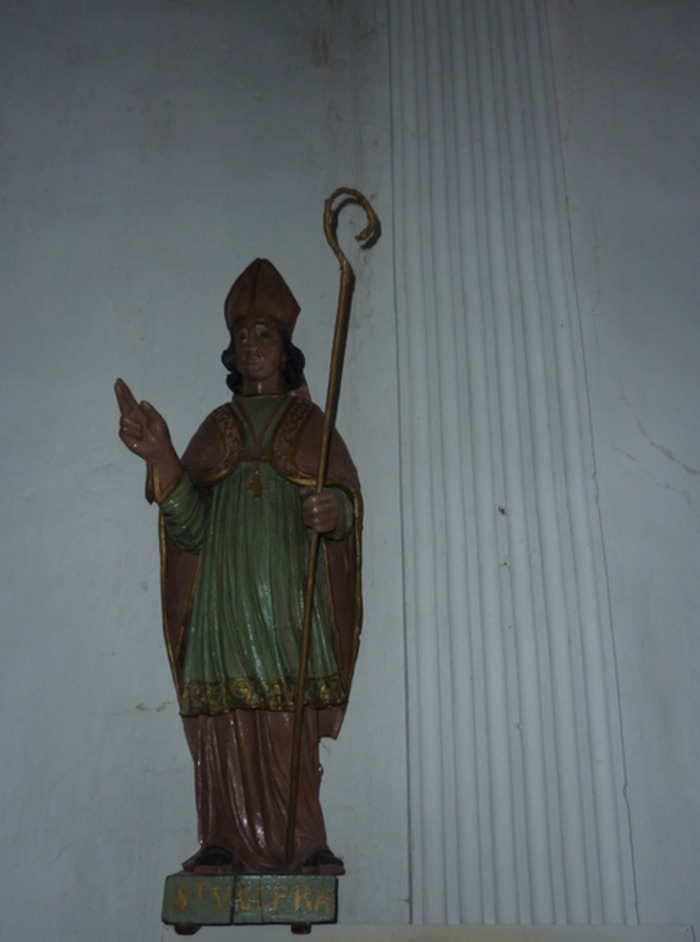 Journées du patrimoine 2020 - Visite libre de l'église de Villemaréchal