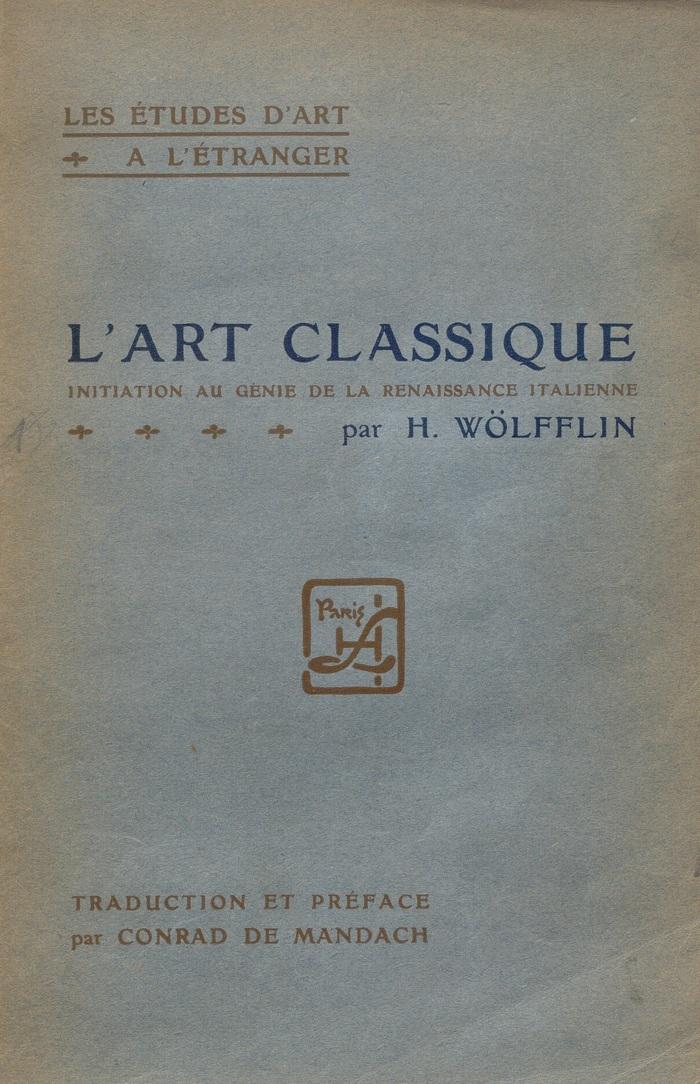Un laboratoire pour l'histoire de l'art : la Bibliothèque d'art et d'archéologie de Jacques Doucet