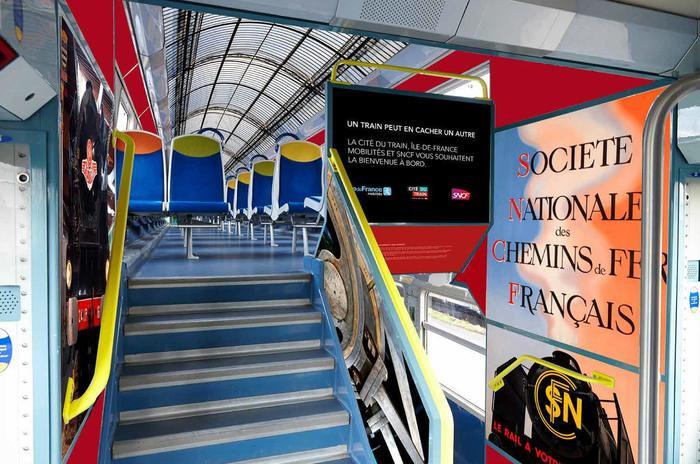 Journées du patrimoine 2019 - Bienvenue à bord du train du patrimoine SNCF