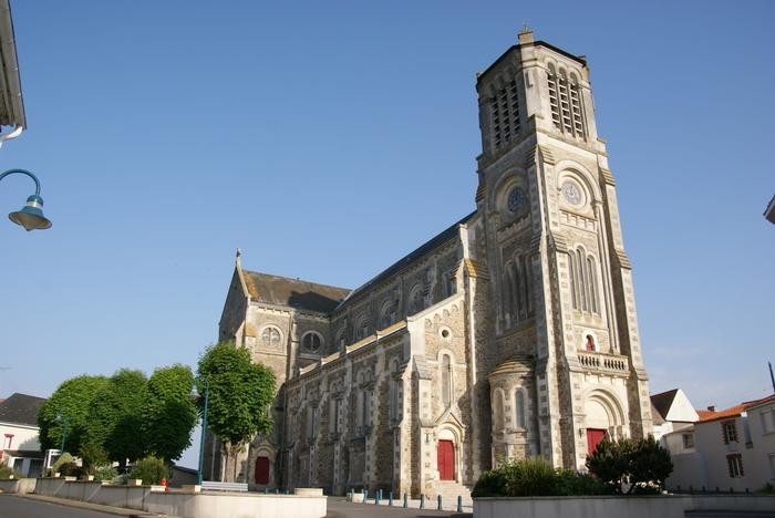 Journées du patrimoine 2019 - Visite libre de l'église Notre-Dame de l'Assomption