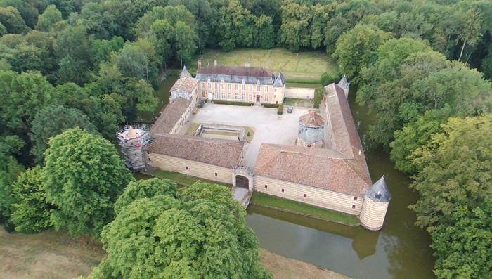 Journées du patrimoine 2020 - Visite guidée du château de Braux-Sainte-Cohière