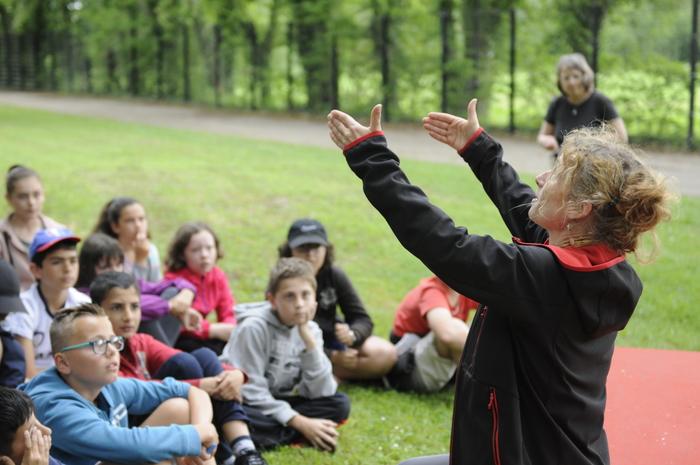 Journées du patrimoine 2019 - Visite contée « Maubuisson contes et Histoire »