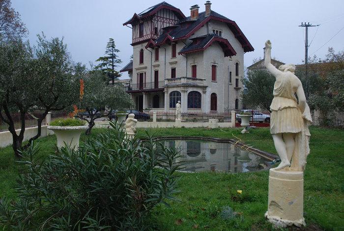 Journées du patrimoine 2019 - Visite guidée de la villa