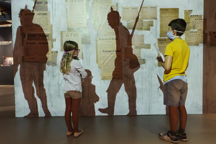 Journées du patrimoine 2020 - Parcours pour enfants : « Retrouve le fil de l'Histoire »