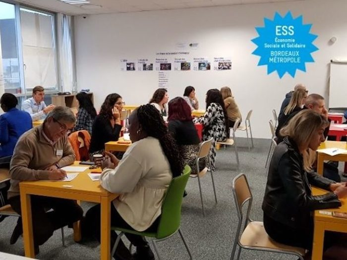 TOUR DE L'ESS 2020 – Visite «Quand emploi rime avec économie circulaire» avec La Maison pour rebondir