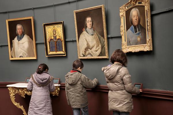 Nuit des musées 2019 -Explorateurs dans les collections d'art !
