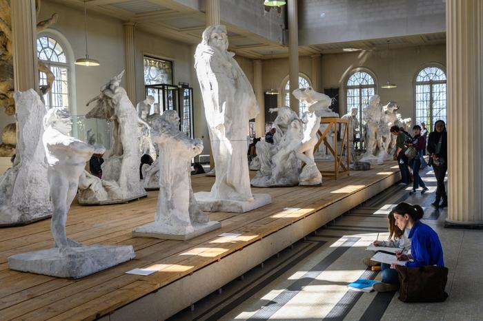 Journées du patrimoine 2020 - Visite de la Galerie des plâtres