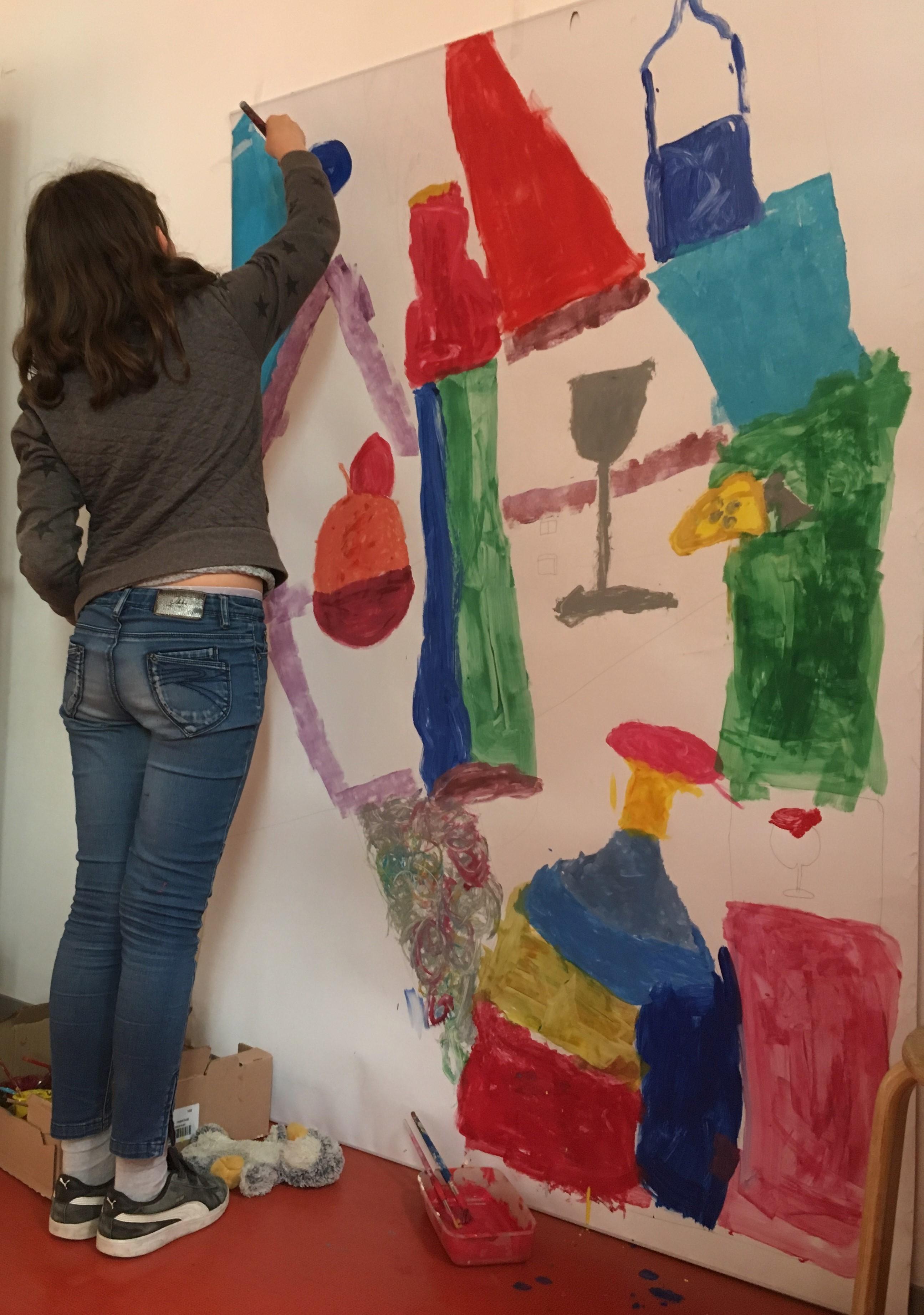 Ces stages d'été, seront l'occasion pour les enfants d'expérimenter différentes pratiques artistiques (photo, musique, vidéo, arts plastiques...) support à la découverte, l'expression, la création...