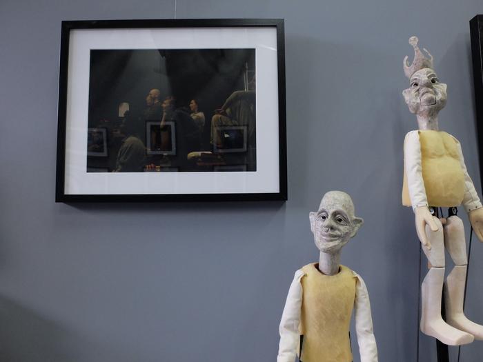 Journées du patrimoine 2020 - Découverte des marionnettes du théâtre aux Mains Nues (parcours famille)