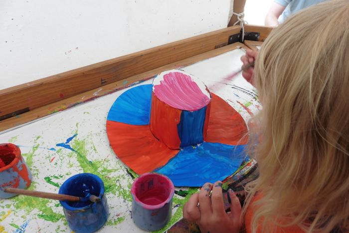 Journées du patrimoine 2020 - Atelier créatif