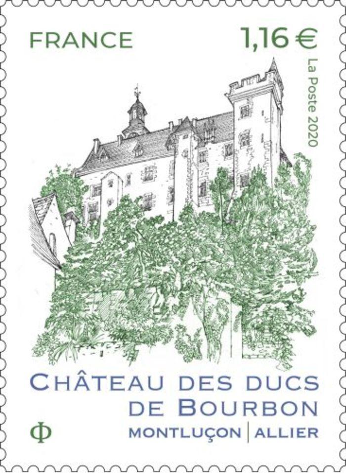 Journées du patrimoine 2020 - Emission du timbre
