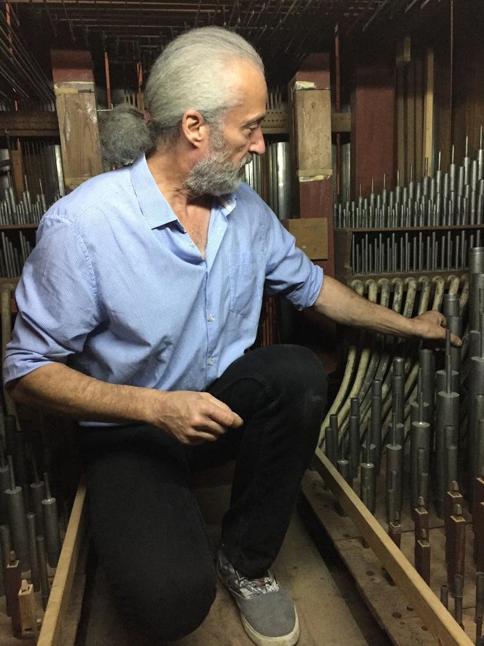 Journées du patrimoine 2020 - Rencontre avec le facteur d'orgue et visite commentée