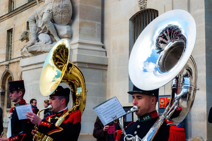 Journées du patrimoine 2020 - Formations musicales de la Musique des Troupes de Marine (Armée de Terre)