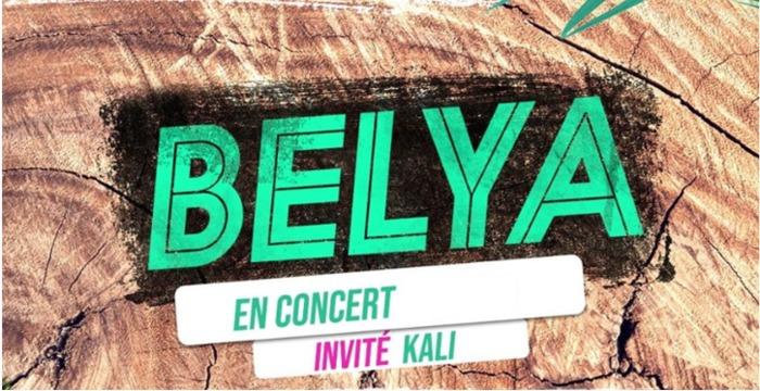 Journées du patrimoine 2020 - St-Pierre / Concert du groupe Bélya avec Kali en invité
