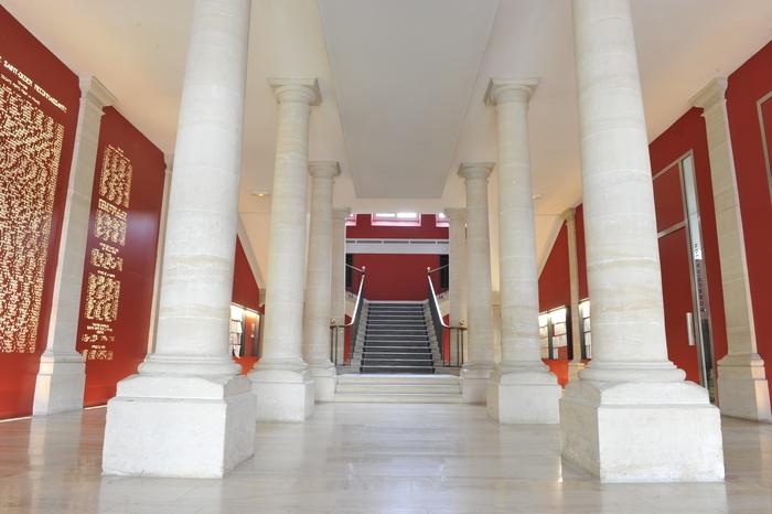 Journées du patrimoine 2019 - Venez découvrir les coulisses de l'Hôtel de ville grâce à une visite guidée.