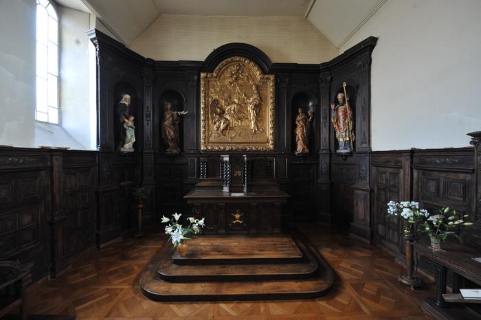 Journées du patrimoine 2019 - Visite guidée de la chapelle des Ursulines