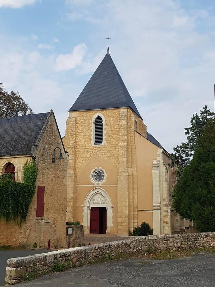 Journées du patrimoine 2019 - Visite libre de l'église Notre-Dame de Durtal