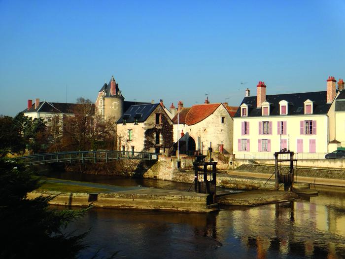 Journées du patrimoine 2019 - Visite de Romorantin-Lanthenay, Histoire et Architecture