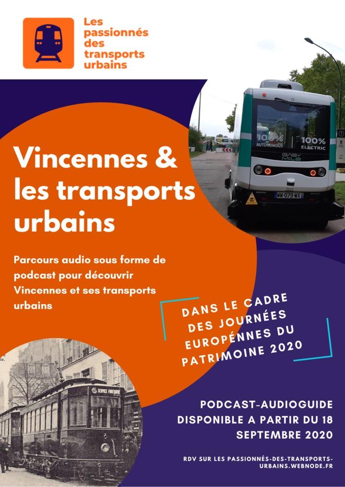 Journées du patrimoine 2020 - Parcours audio