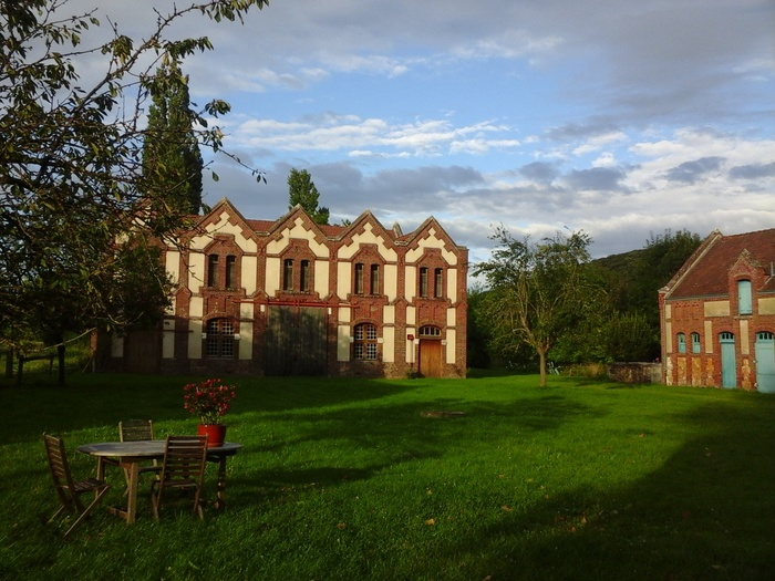 Journées du patrimoine 2019 - Levez les yeux ! Visite libre des bâtiments