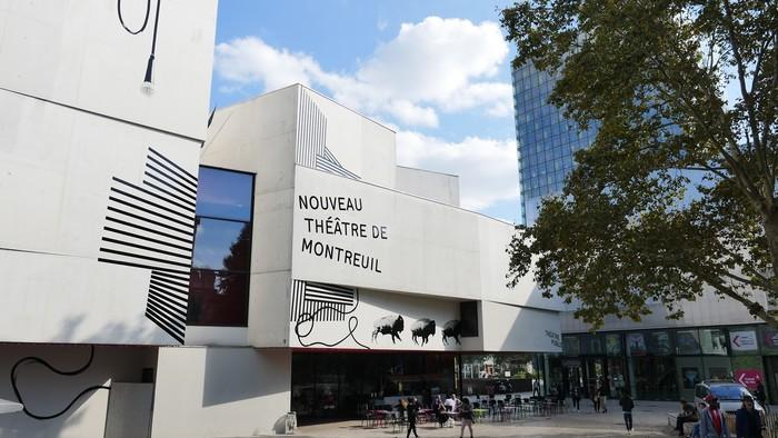 Journées du patrimoine 2020 - Visite guidée du Nouveau théâtre de Montreuil